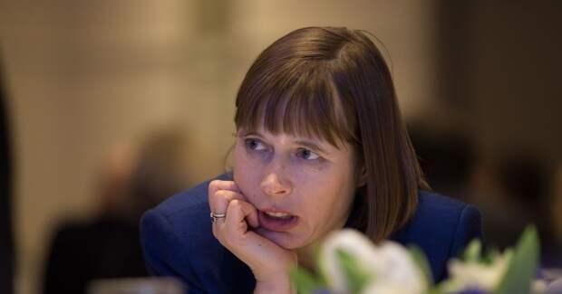 Эстония отказалась от территориальных споров с Россией