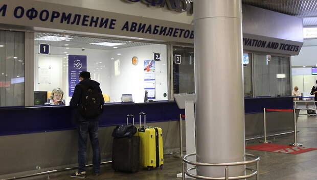 Более 20 рейсов задержали и отменили в столичных аэропортах утром в воскресенье