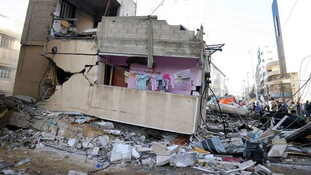 Китай призвал Израиль прекратить сносить дома палестинцев