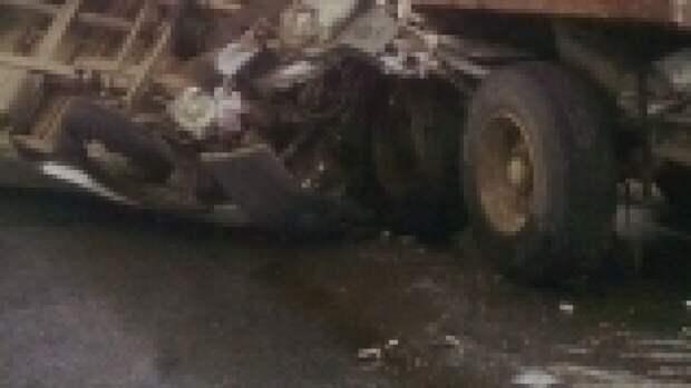 ДТП в Ростовской области унесло жизнь водителя «Газели»