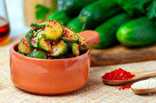 Поджарить или отбить. Необычные рецепты блюд из молодых огурцов