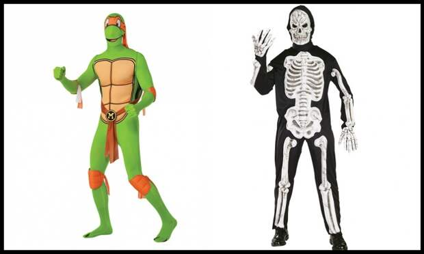 Праздник Хэллоуин обернулся ограблением в Вашингтоне
