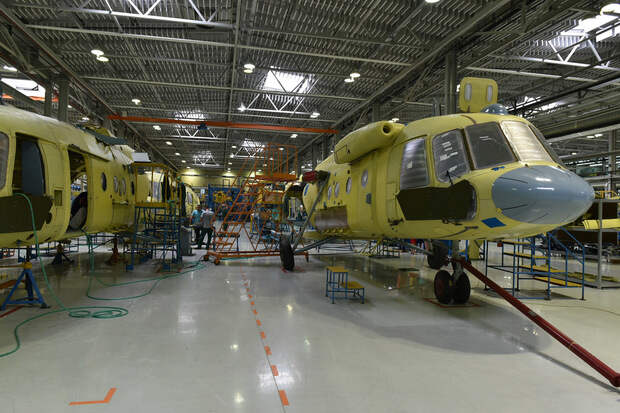 Глава «Вертолетов России» рапортовал о «критической ситуации» на КВЗ