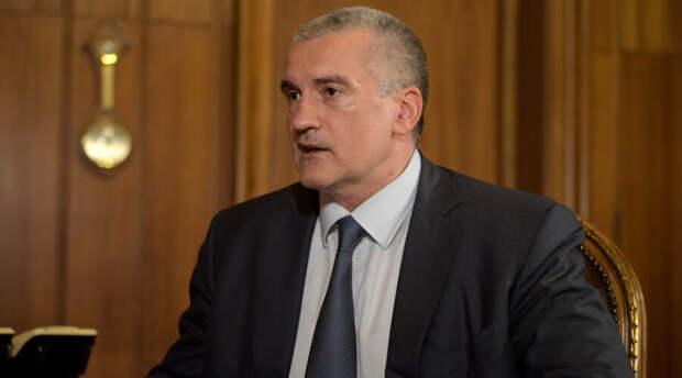 Глава Крыма рассказал об украинской «диванной армии»