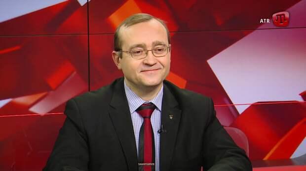 Брат крымского вице-премьера сокрушается из Киева: Отключили от бандеровщины, и никто не хочет быть украинцами