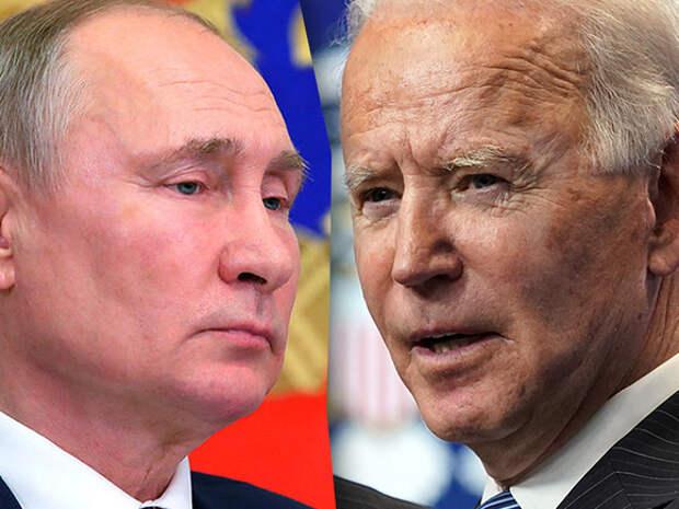 Белый дом высказался по поводу сроков встречи Байдена с Путиным