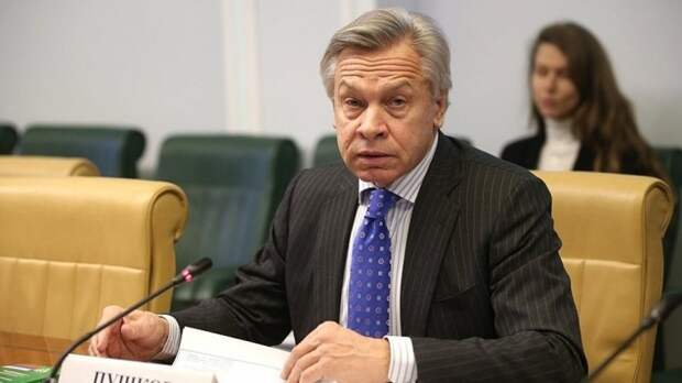 Сенатор Пушков заявил, что Зеленский испугался роста популярности ОПЗЖ на Украине