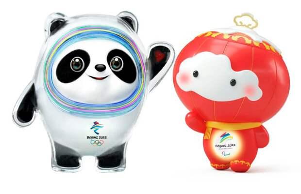 Китайцы представили талисман Олимпиады