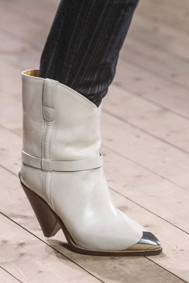 Модная обувь осень-зима 2018-2019: 7 самых популярных трендов