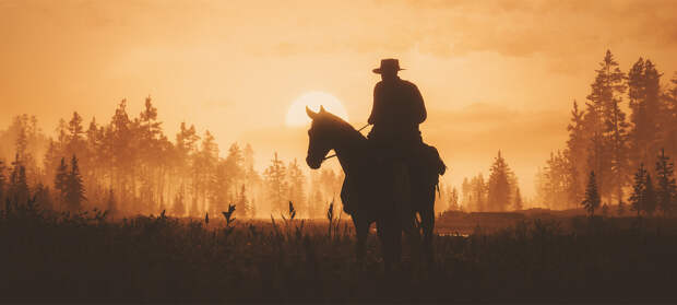 Игрок Red Dead Redemption 2 обнаружил, насколько детально Rockstar проработала поведение рыбы в игре