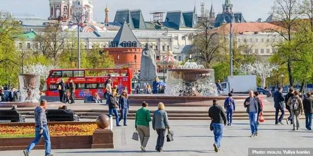 Сергунина рассказала о победителях акселерационной программы для туротрасли. Фото: Юлия Иванко mos.ru