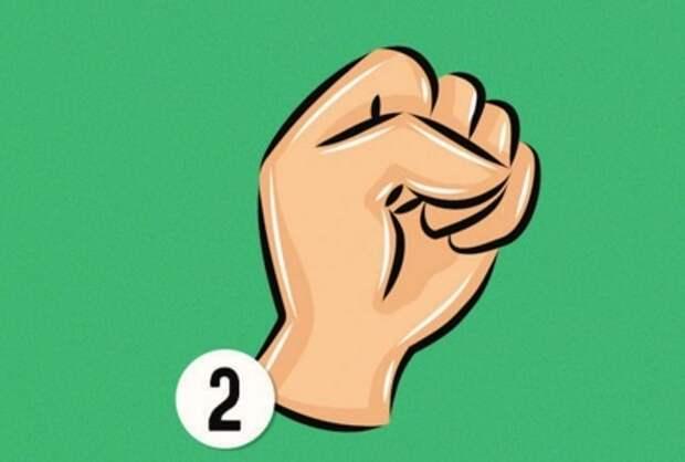 Узнав, ка вы сжимаете руку в кулак, мы расскажем 1 важный секрет вашей личности