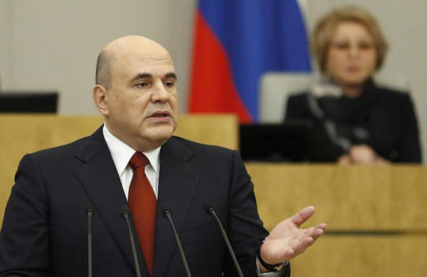 Мишустин: в России от коронавируса привились свыше 24 млн человек