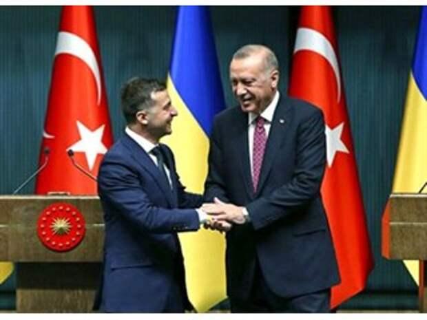 Анкара выстрелила себе в ногу, сблизившись с Украиной