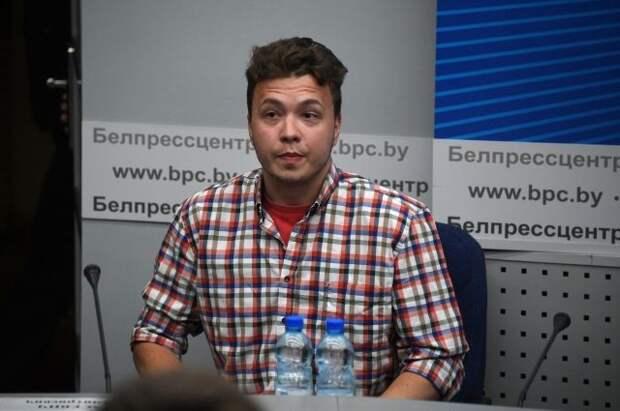 Протасевич опроверг избиения и заявил о готовности пройти медэкспертизу