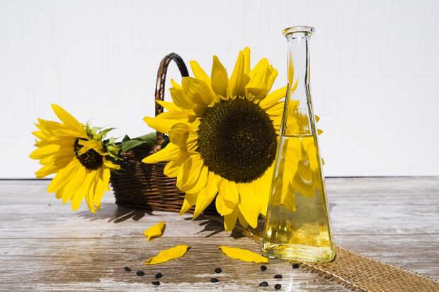 Почему растительное масло можно использовать только длязаправки салата