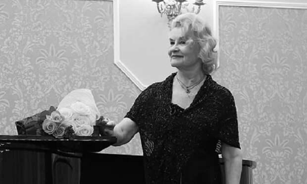 Народная артистка Римма Волкова погибла в ДТП
