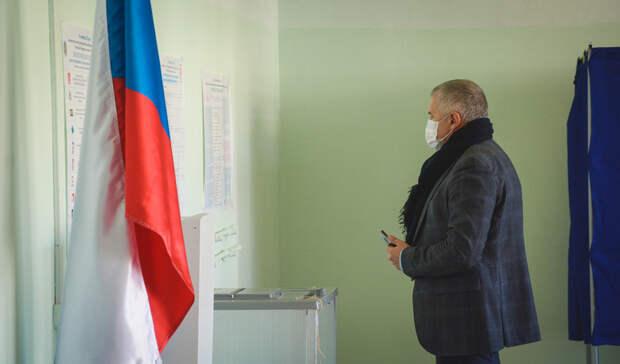 Более 45 тысяч жителей Карелии проголосовали впервый день выборов