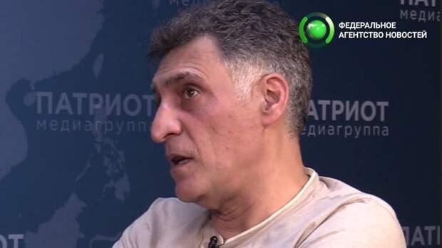 Тигран Кеосаян поделился планами на съемку нового проекта про Сирию