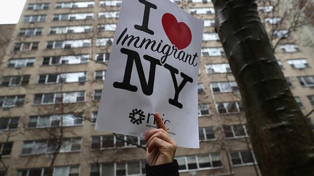 «Мы хотим здесь жить»: мигранты готовят новую волну протестов против Трампа