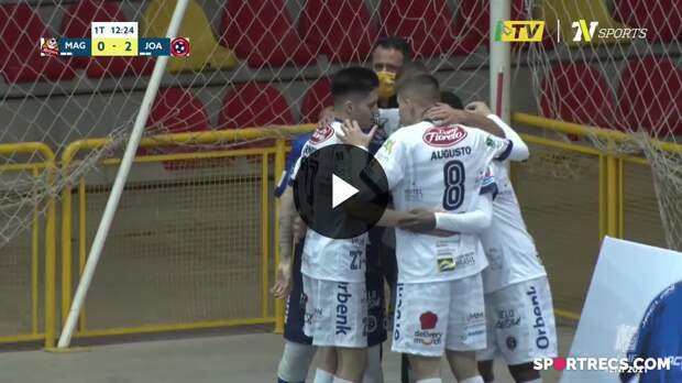 Magnus 4 x 4 Joaçaba - Melhores Momentos LNF 2021 (14/05/2021)