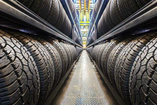 Теперь в Тверской области на утилизацию можно сдать шины