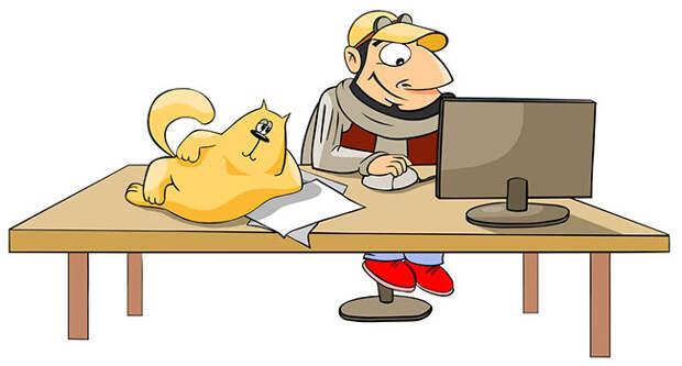 Блог Павла Аксенова. Анекдоты от Пафнутия. Рис. Regisser_com - Depositphotos