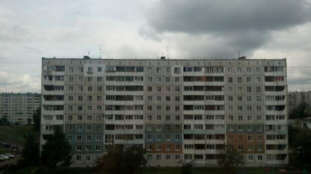 Вся Россия выглядит примерно одинаково. И условия для жизни плюс-минус одинаковые. Зачем что-то менять?