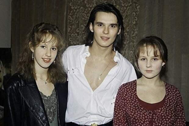Отечественные звезды в лихие 90-е