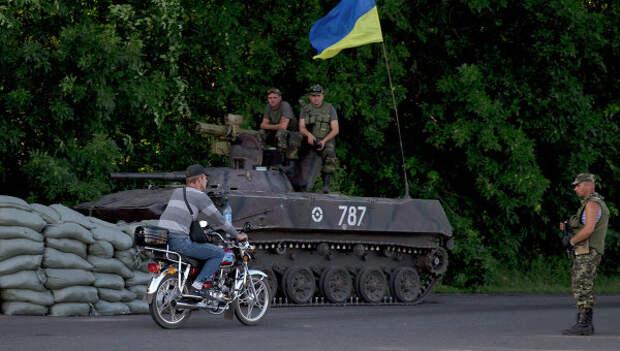 Россия будет пресекать нарушения границы со стороны Украины