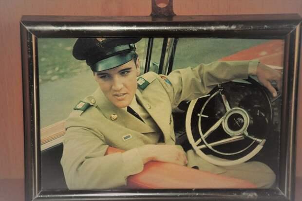 Автомобиль Элвиса Пресли продают в США