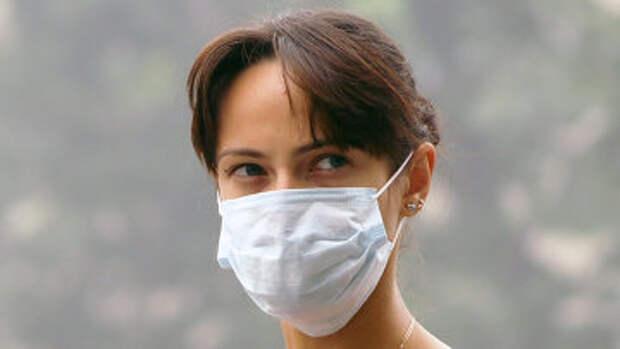Медицинские маски здоровым людям надевать не нужно