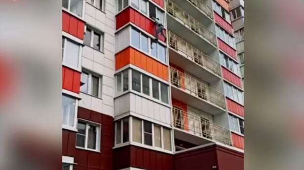 Мужчина упал спятого этажа многоэтажки вРостове