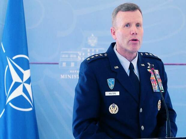 Тод Уолтерс, главнокомандующий объединенными силами НАТО в Европе. Источник изображения: