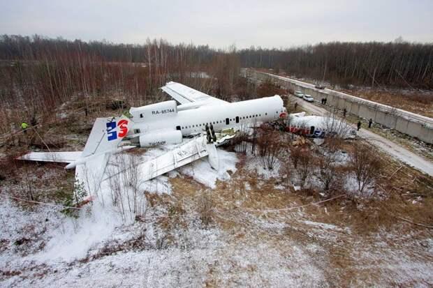 Ту 154 – самолет, которым гордилась вся страна