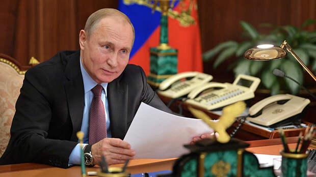 ТОП-10 важных законов Путина в 2018 году