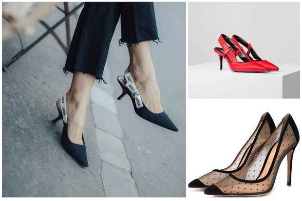 Обувь, которую многие считают немодной, но на самом деле она в тренде (все дело в деталях)