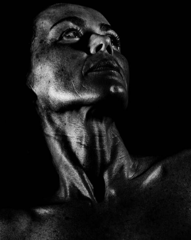40 невероятно выразительных черно-белых портретов