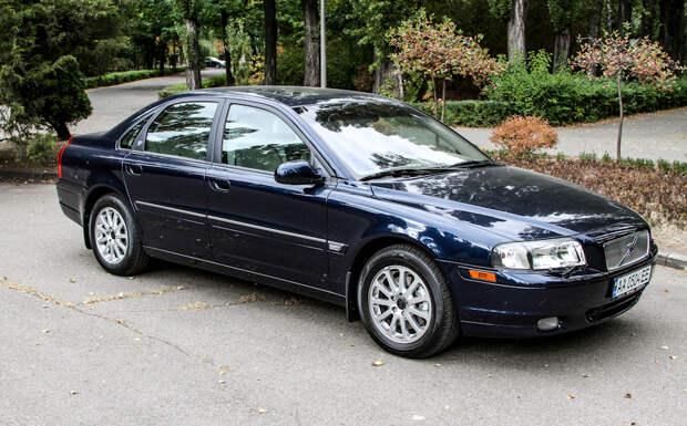 Нашли и купили новую Volvo S80 T6 2002 года