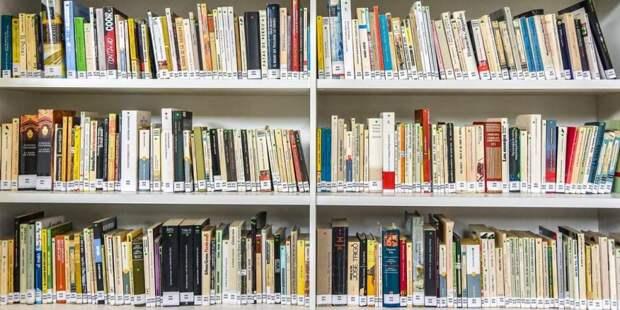 Собянин представил новую концепцию московских библиотек. Фото: Е.Самарин, mos.ru