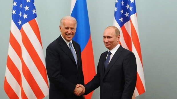 Встреча Путина и Байдена может состояться в ближайшее время