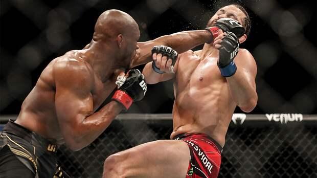 Камару Усман: «На данный момент я являюсь лучшим бойцом вне зависимости от весовой категории»