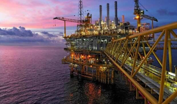 Eni начала добычу газа наместорождении Merakes нашельфе Индонезии