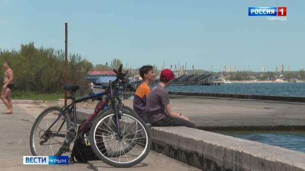 Керчане возмущены ремонтом набережной – негде будет купаться