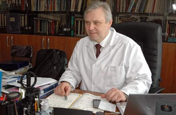 Академик Станислав Гроппа отмечает 65-летний юбилей