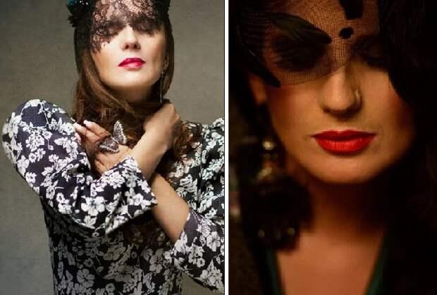 Как сегодня выглядит Диана Гурцкая и почему она сняла очки
