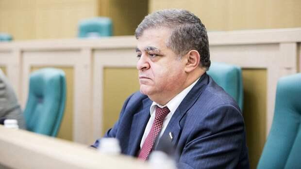 Сенатор Джабаров не исключил расширение списка недружественных России стран