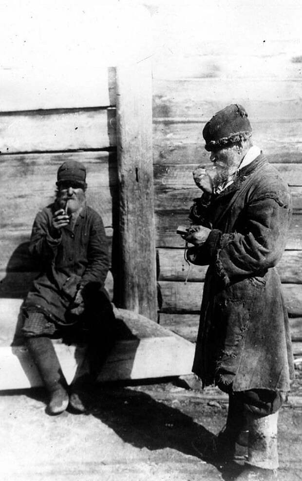 Дореволюционная Россия на фотографиях. Жизнь и быт сибирского крестьянства