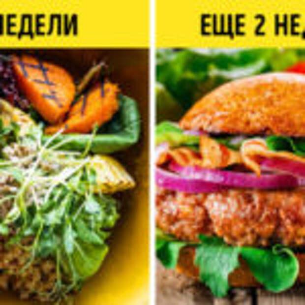 7 диет, которые за месяц покажут колоссальные результаты