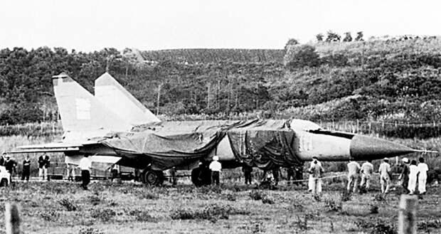 МиГ-25 для Хоккайдо
